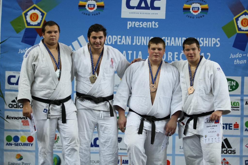Levani Matiashvili golden boy of Georgia