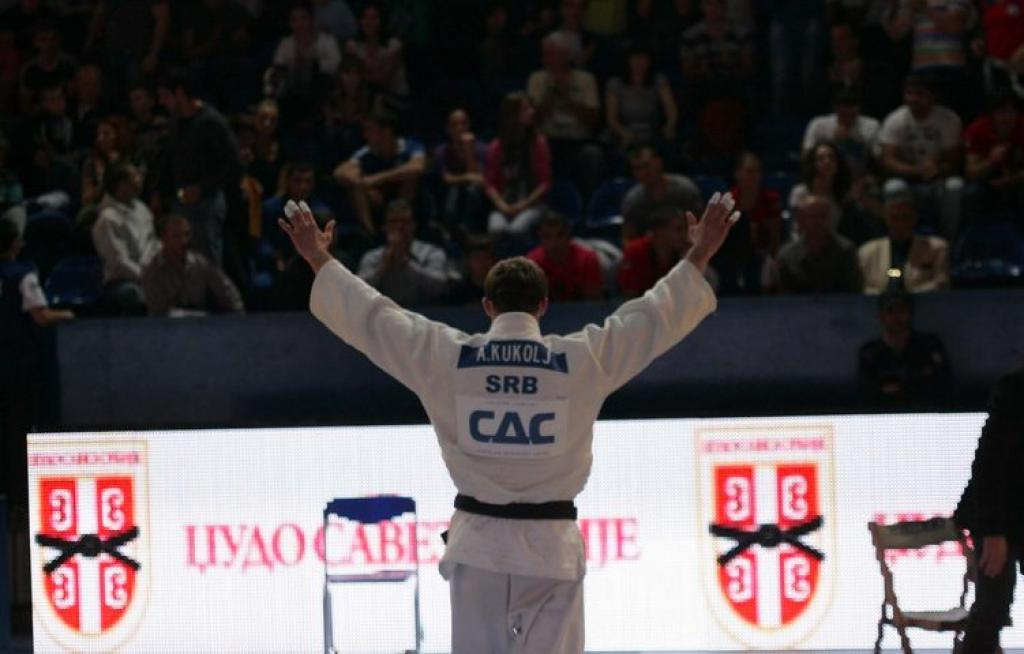 Chances for new judo nations and talent at European Cup in Belgrade