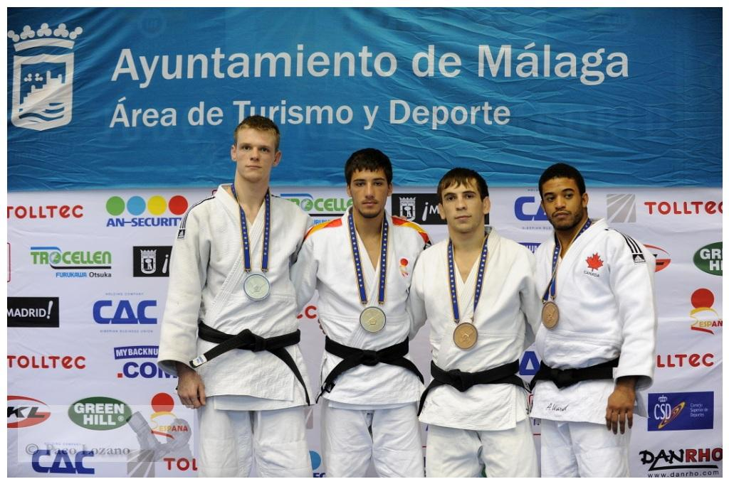Young and old win at the European Cup in Malaga