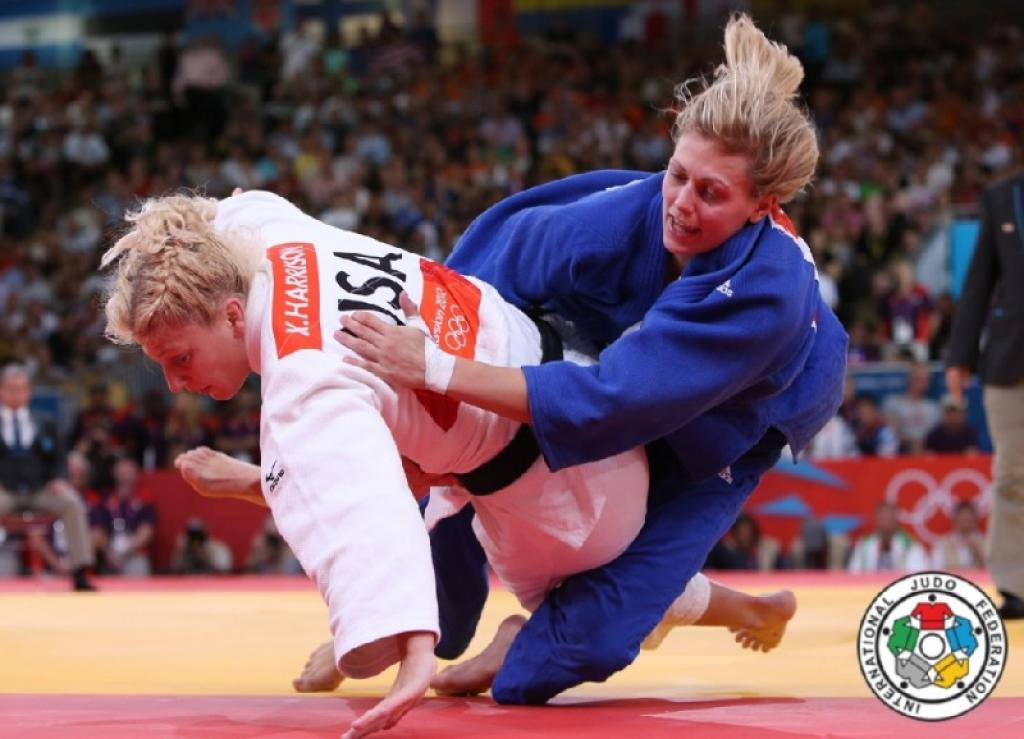 Two Olympians back on the tatami at British Championships