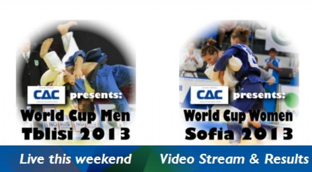 Judo season opens in Tbilisi and Sofia