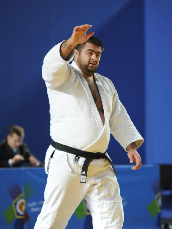 Adam Okruashvili gives Georgia first victory at last