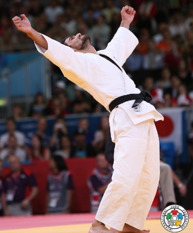 Six European judoka leading World Ranking