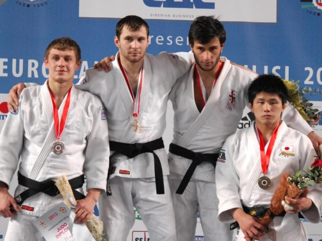 All Belarus party at European Open in Tbilisi