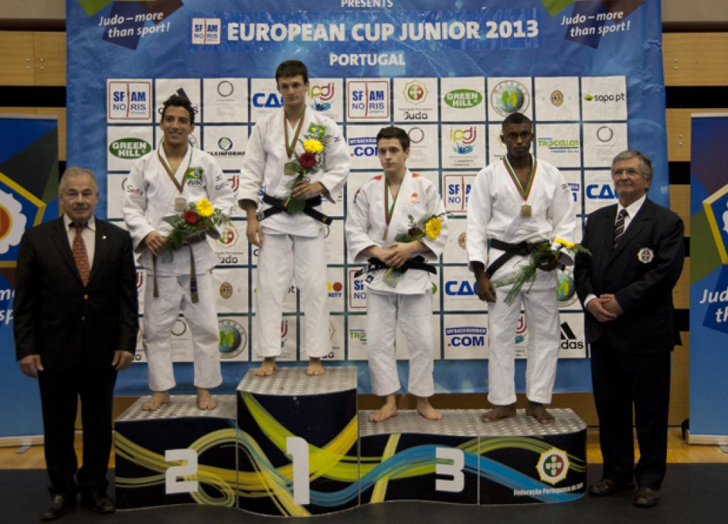 Junior talents of Europe fight at European Cup in Coimbra
