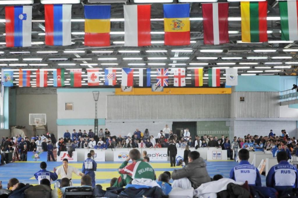 Cadet talents warming up in Kiev for European Cadet Championships