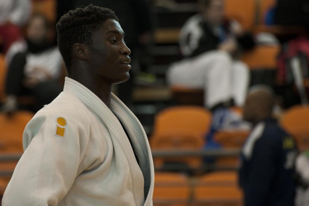 Celio Dias takes gold for Portugal at Junior European Cup Coimbra