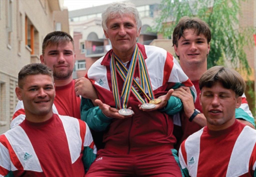 Development of judo in Hungary
