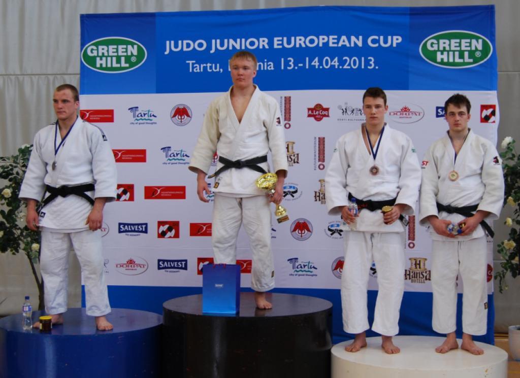 Exciting matches in Tartu at Junior European Cup