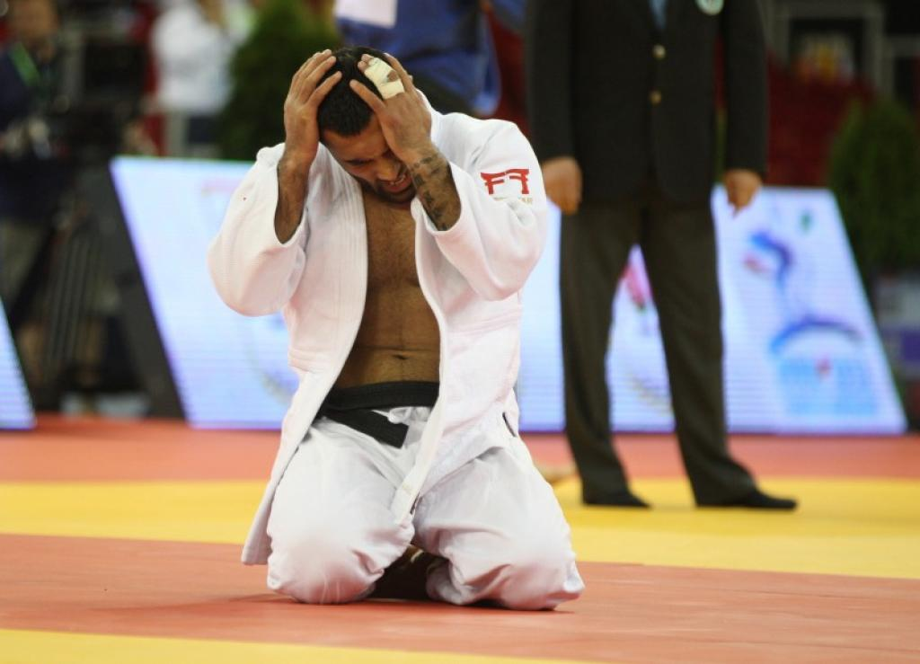 Biggest upset: Iliadis with empty hands at European Championships