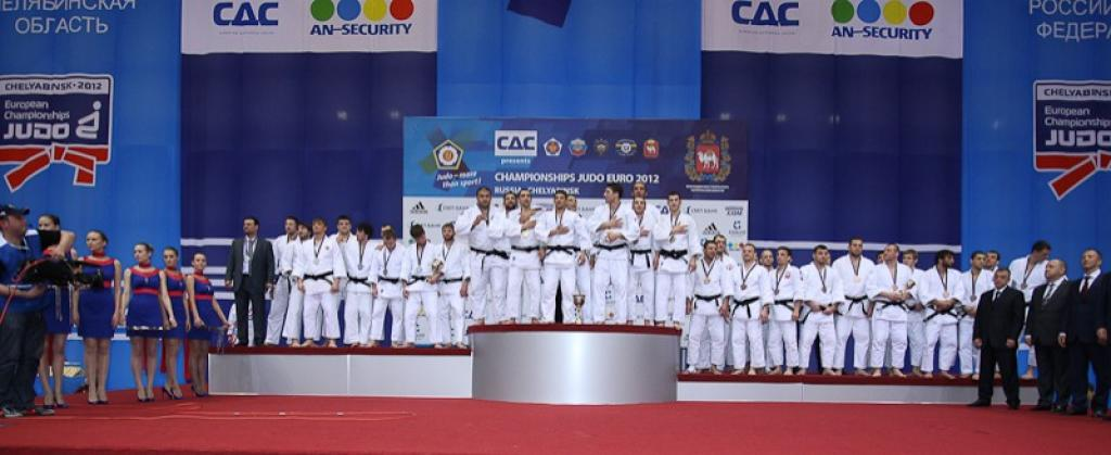24 teams to compete at the European Team Championships