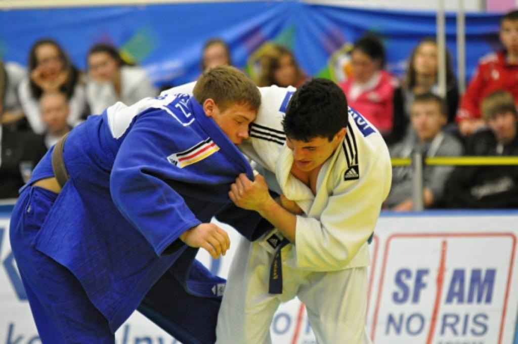The biggest EJU Cadets tournament ever is this weekend