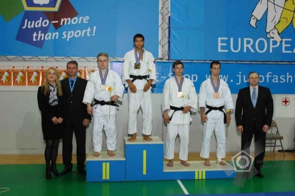 Russian and British juniors in form at Junior European Cup Kaunas