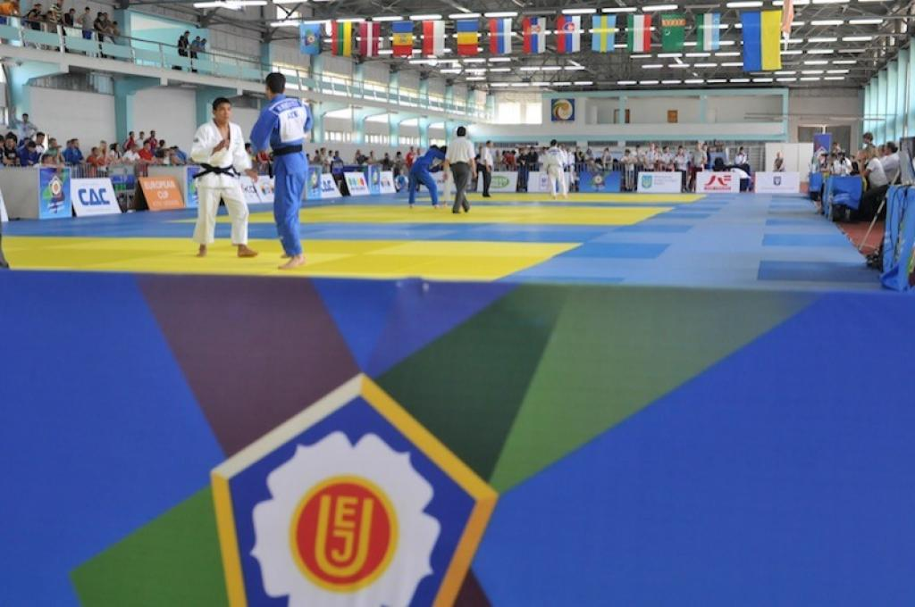 Ukraine ends European Cup for Junior in Kiev with six gold medals