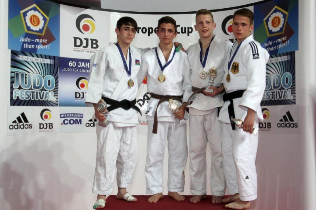 Two victories for host Germany at Cadet European Cup