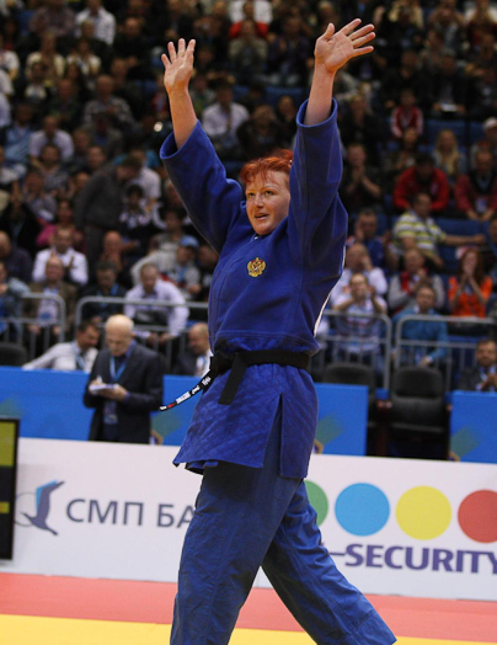 Russian Judo Star Elena Ivashchenko Passed Away