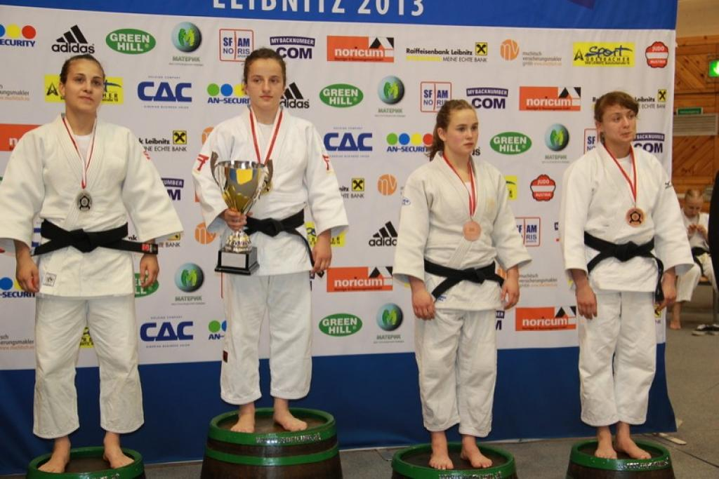 Leibnitz overwhelmed by European talents at European Cup