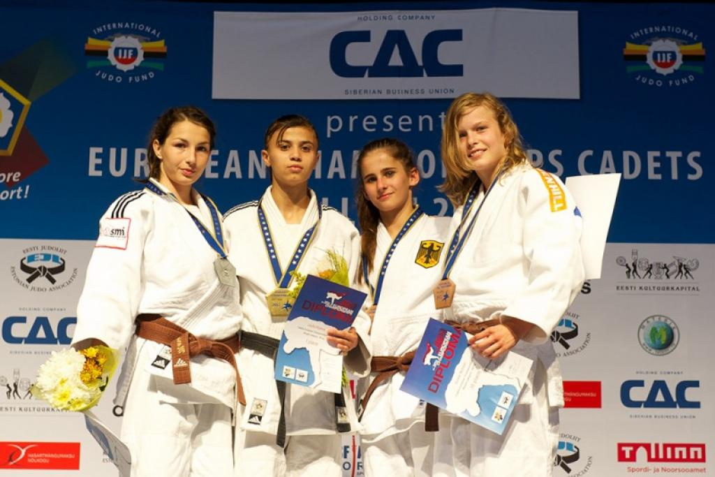 Azerbaijan and Italy great winners at first day European Championships Cadets