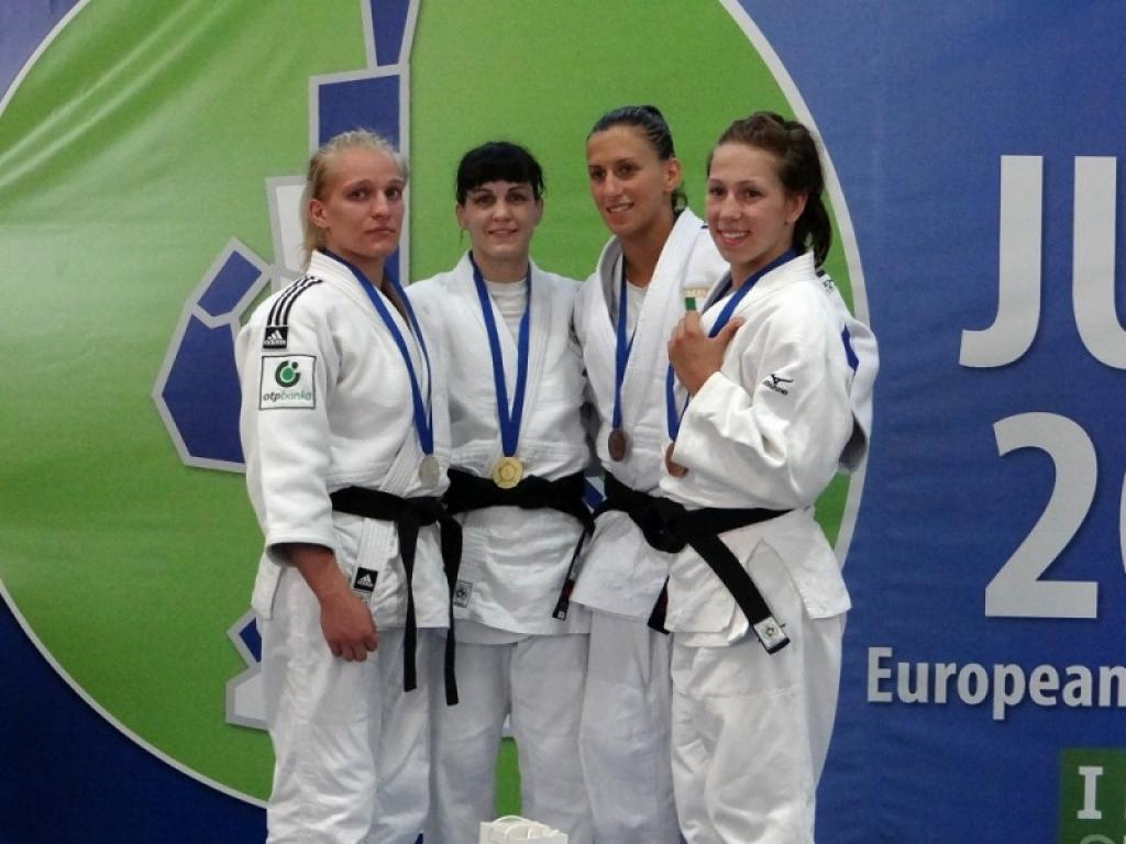 Amazing judo at the first day of European Cup in Podčetrtek