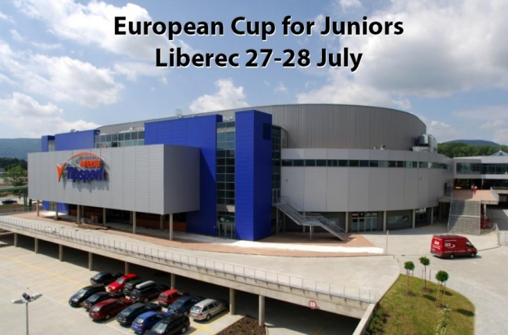 Liberec excellent location and venue for forthcoming Junior European Cup