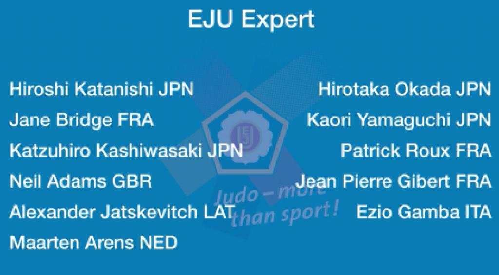 New Project: EJU Experts available for seminars for teachers and clubs