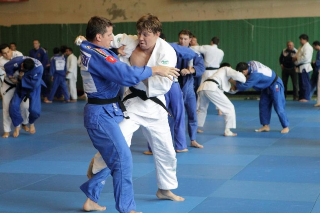 International Training Camp Moscow attracts variety of top athletes