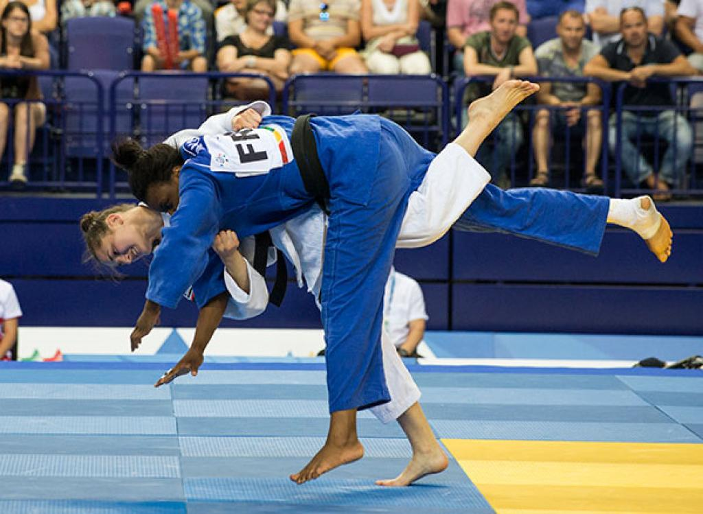 Europe claims two gold medals at Universiade Kazan