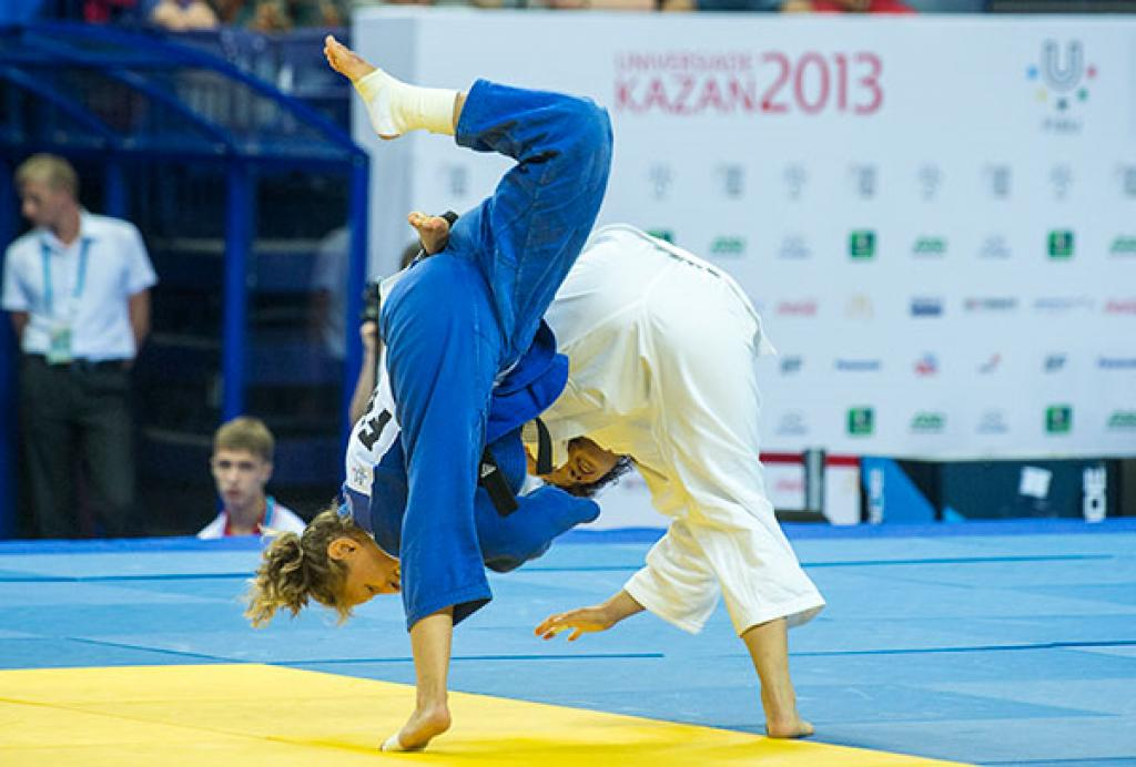 Maelle Di Cintio gives Universiade gold to France