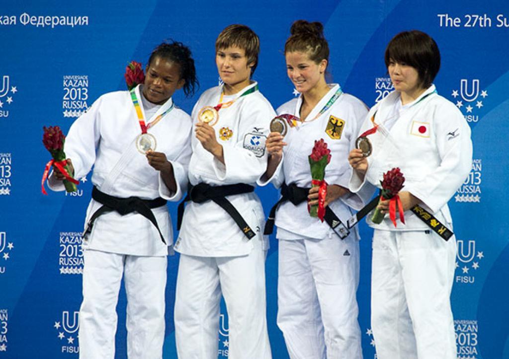 Natalia Kuzyutina secures honour for Russia at Universiade