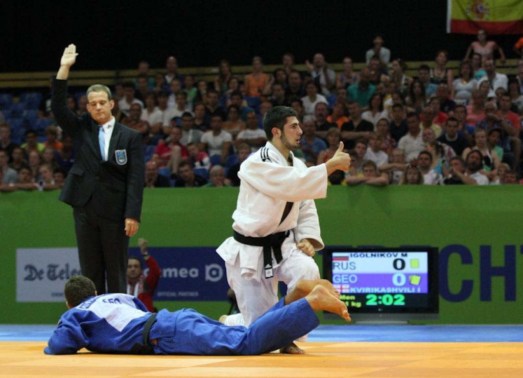 Breathtaking judo at Day three at EYOF