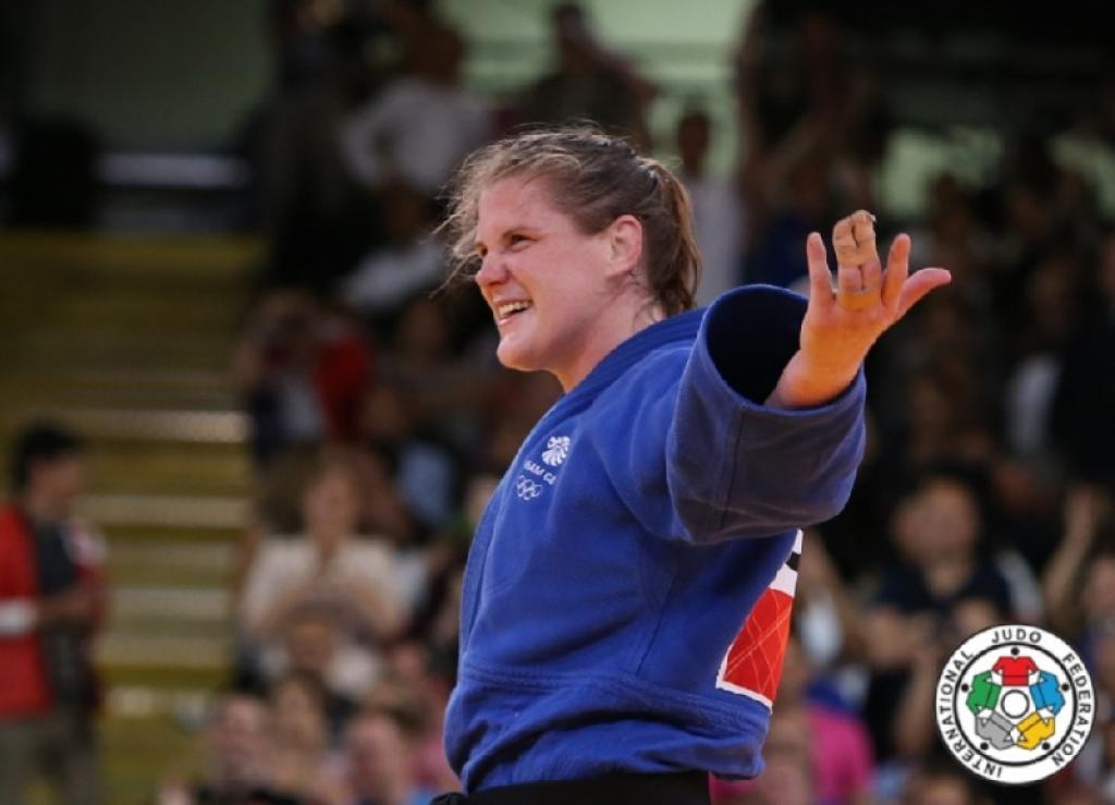 British Karina Bryant retires one year on from London's bronze medal