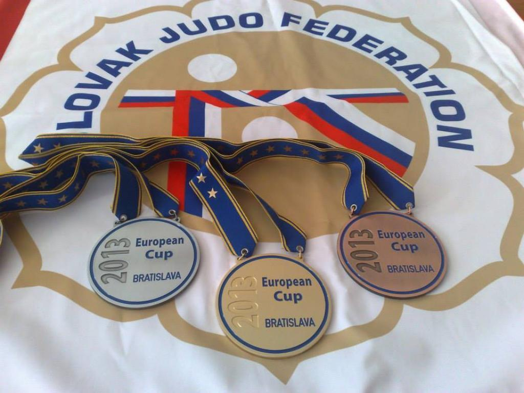 The premiere of the European Cup Senior in Bratislava