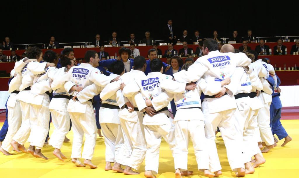 Europe wins unique Team Challenge against Asia