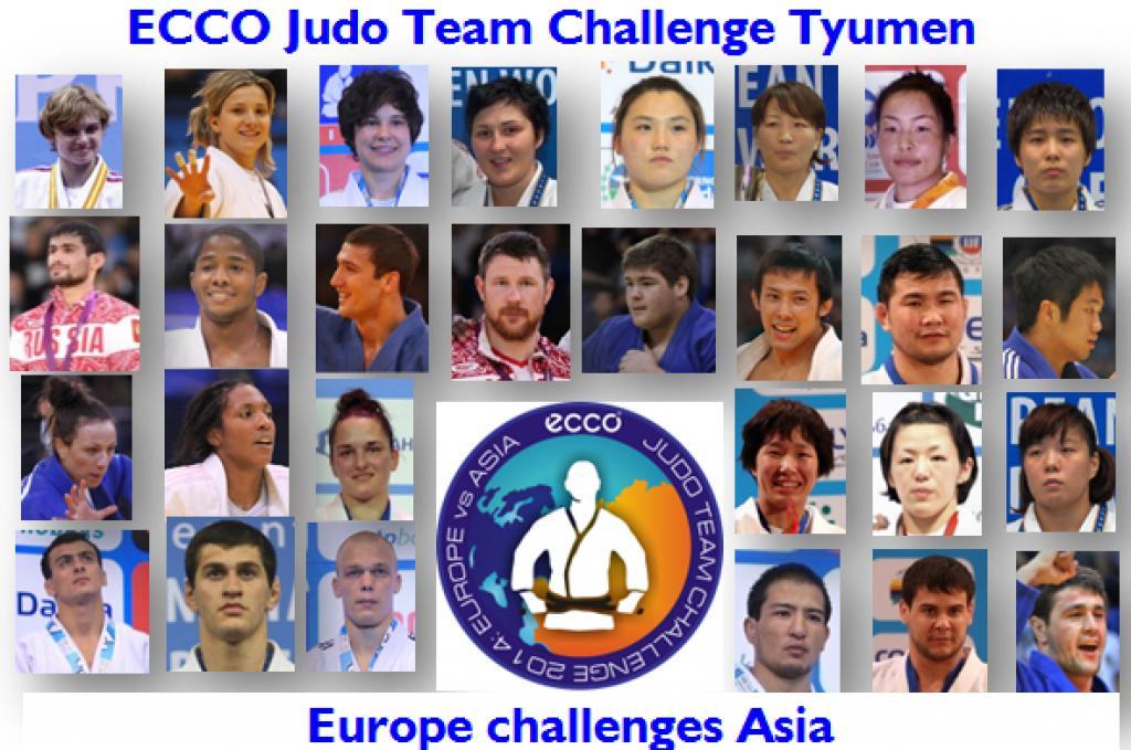 ECCO Judo Team Challenge spectacular season kickoff