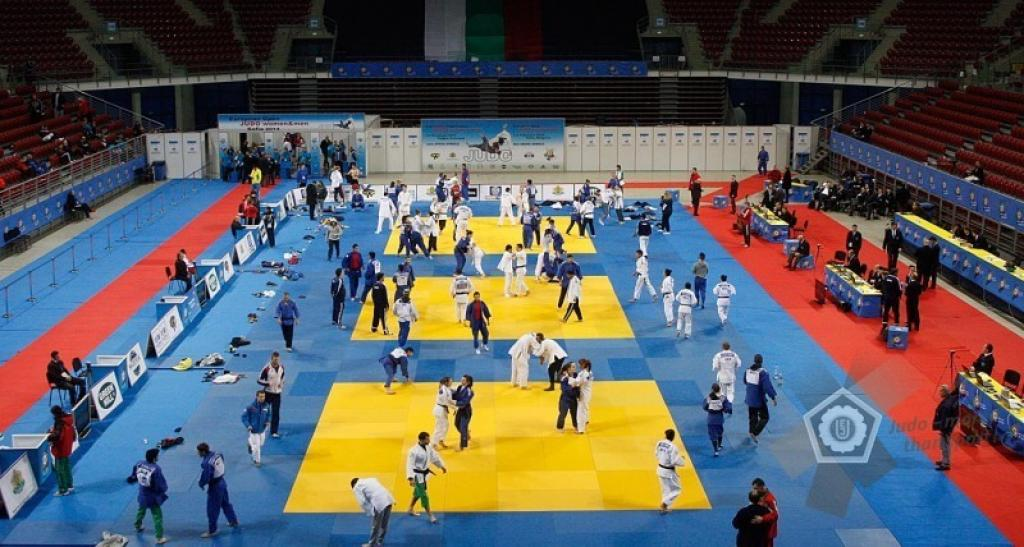 Seven winning nations at first day European Open in Sofia