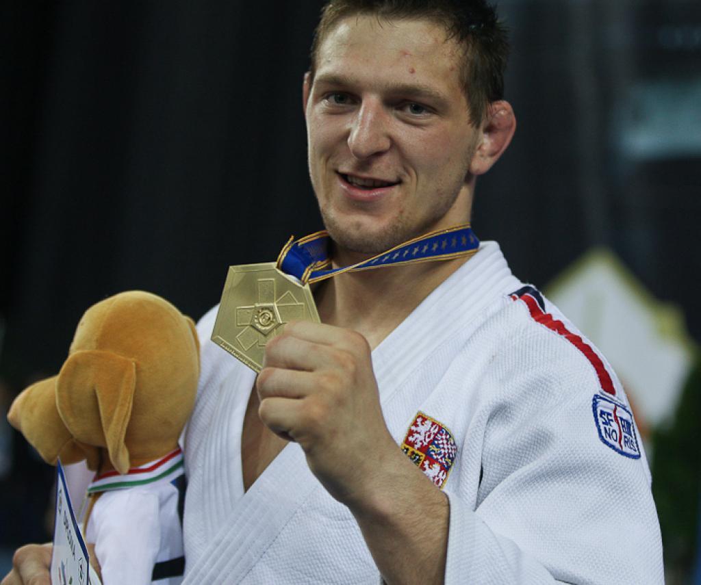 Krpalek in +100kg at European Open in Prague
