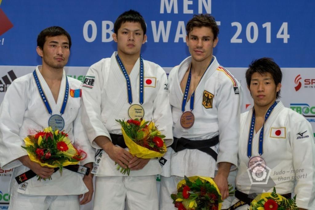 Japan dominates day one of European Open Oberwart