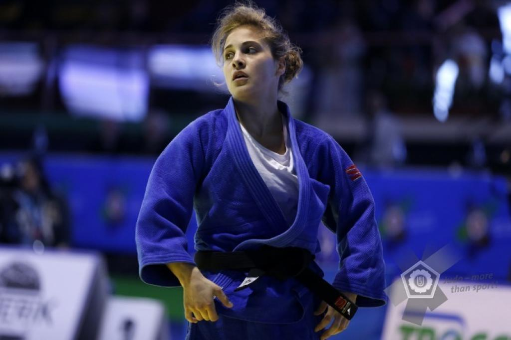 Melting pot of international medals at European Open in Rome