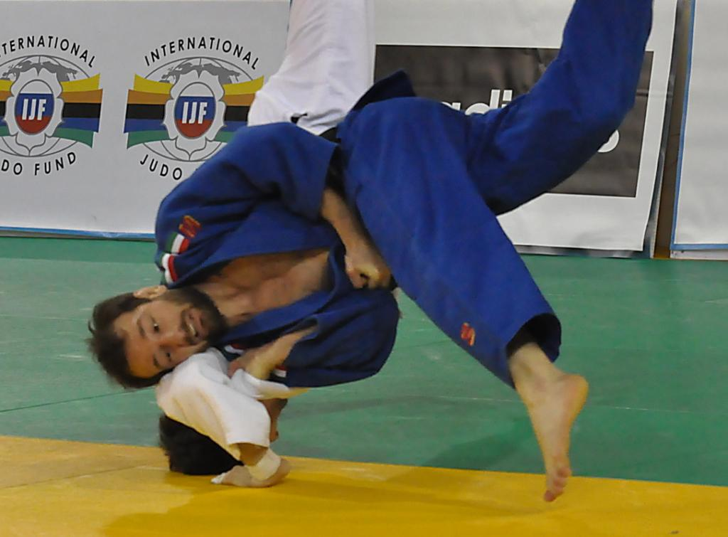 Elio Verde wins European Open in Prague