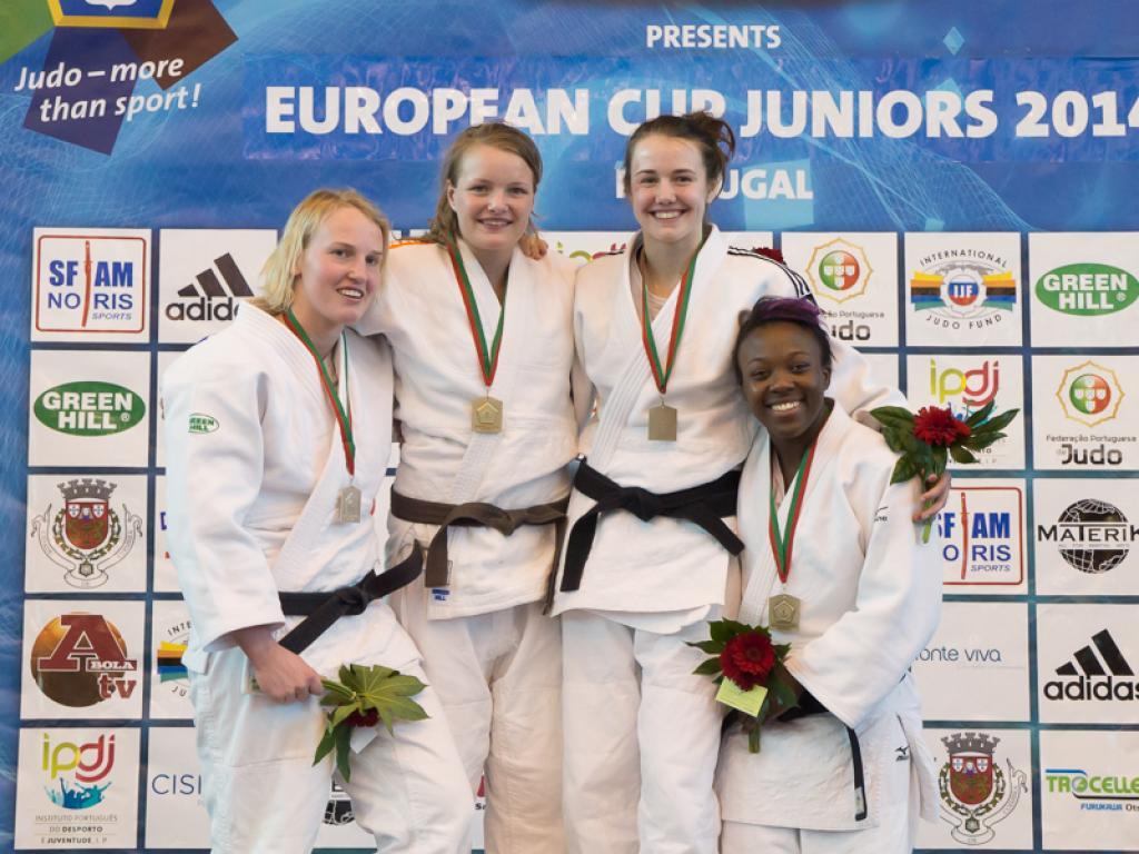 Dutch Juniors dominate European Cup Coimbra