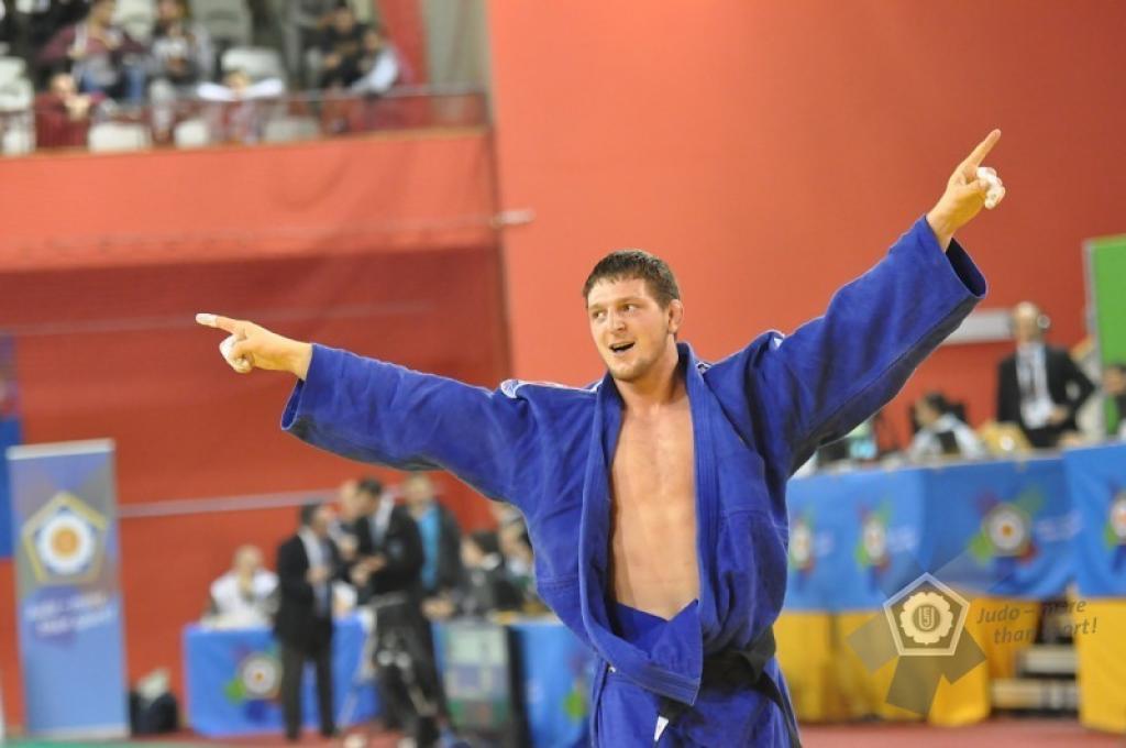 Lukas Krpalek also takes heavyweight gold in Prague