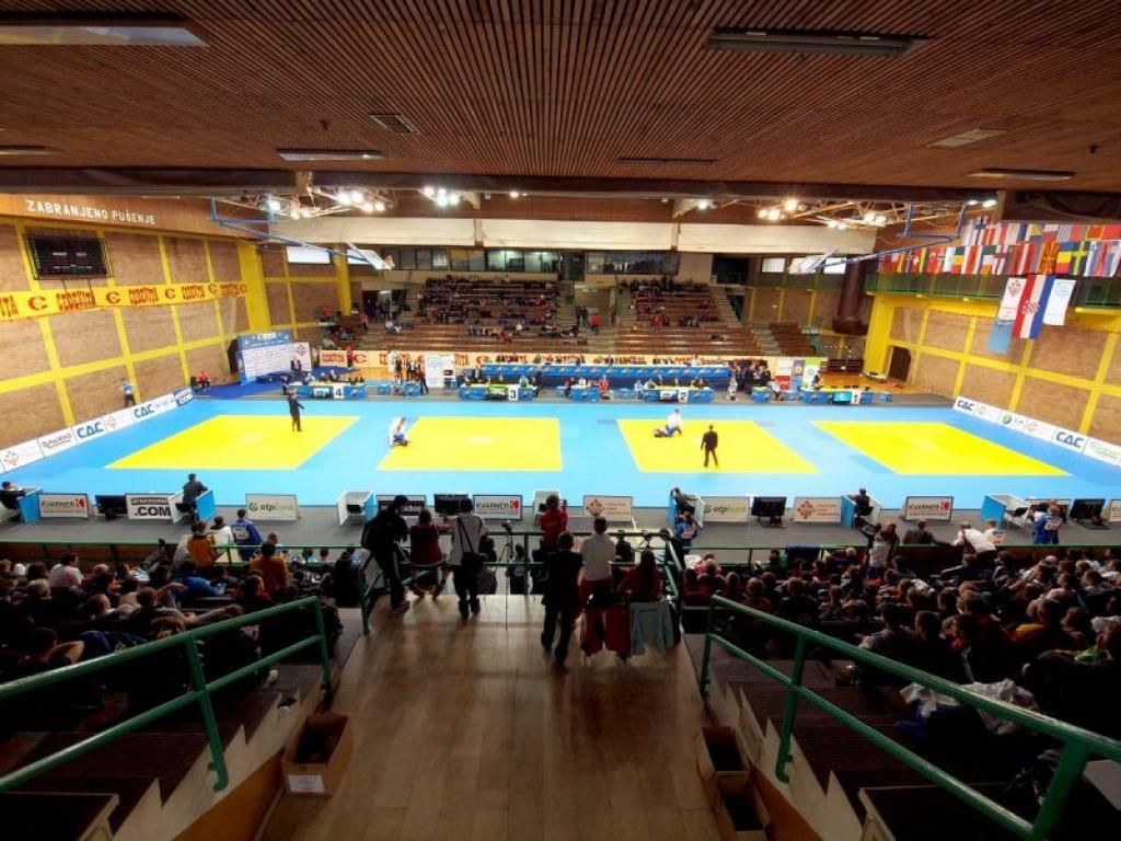 Zagreb opens European Cadet Tour with European Cup