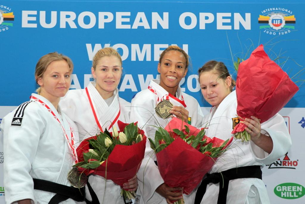 Chernyak, Nareks and Monteiro take gold at European Open Warsaw