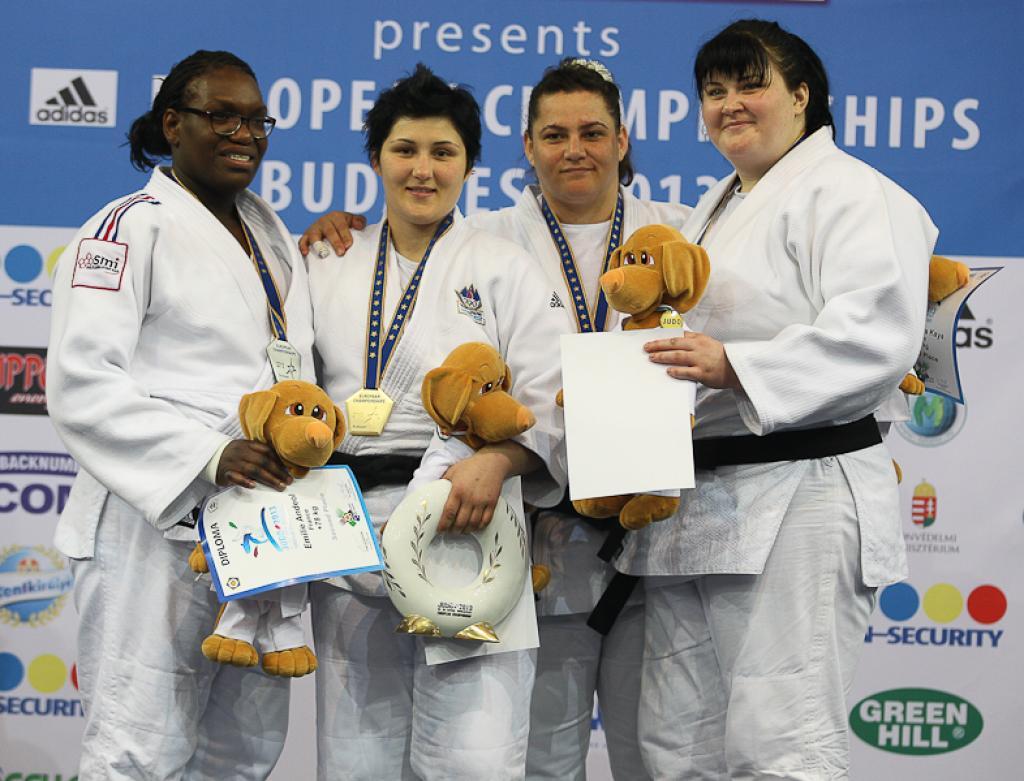 Preview European Championships +78kg Montpellier