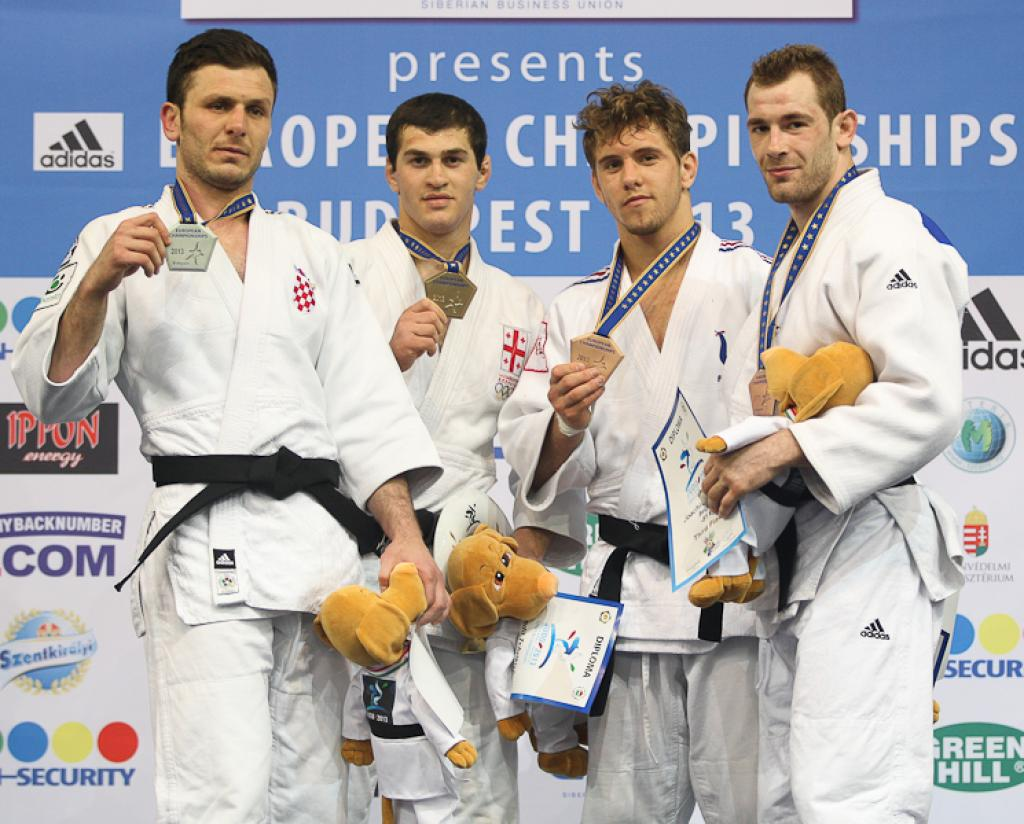 Preview European Championships U81kg Montpellier