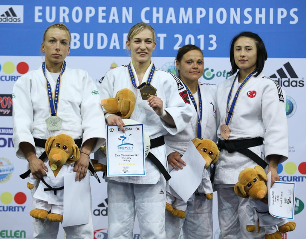 Preview European Championships women U48kg Montpellier