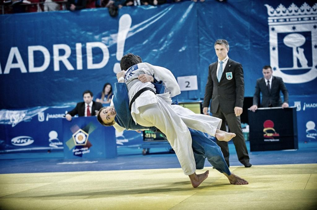 TWO GOLDS LEAVE DUTCH HAPPY IN MADRID EUROPEAN OPEN