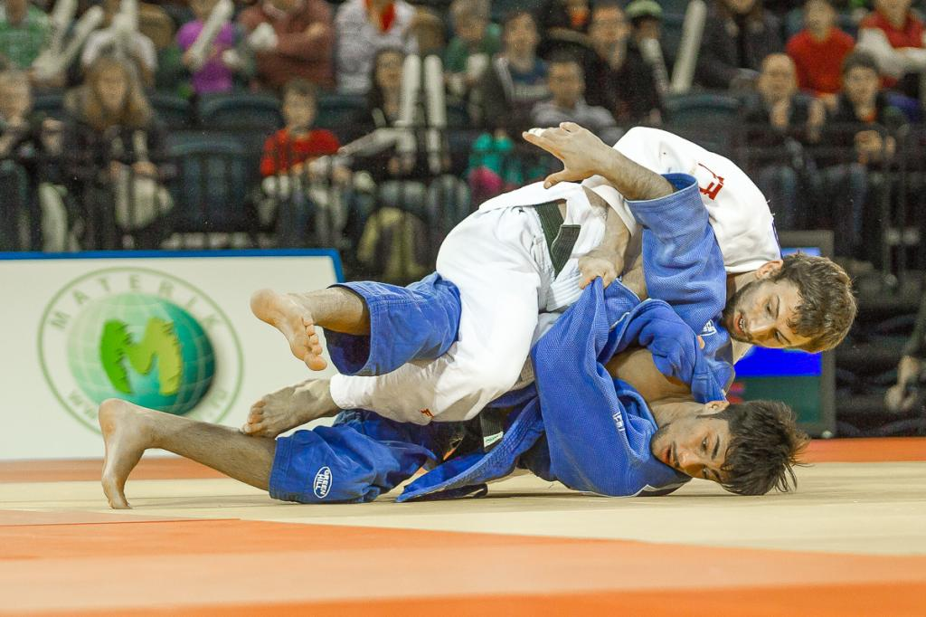 Over 300 Competitors Ready for London British Open European Cup