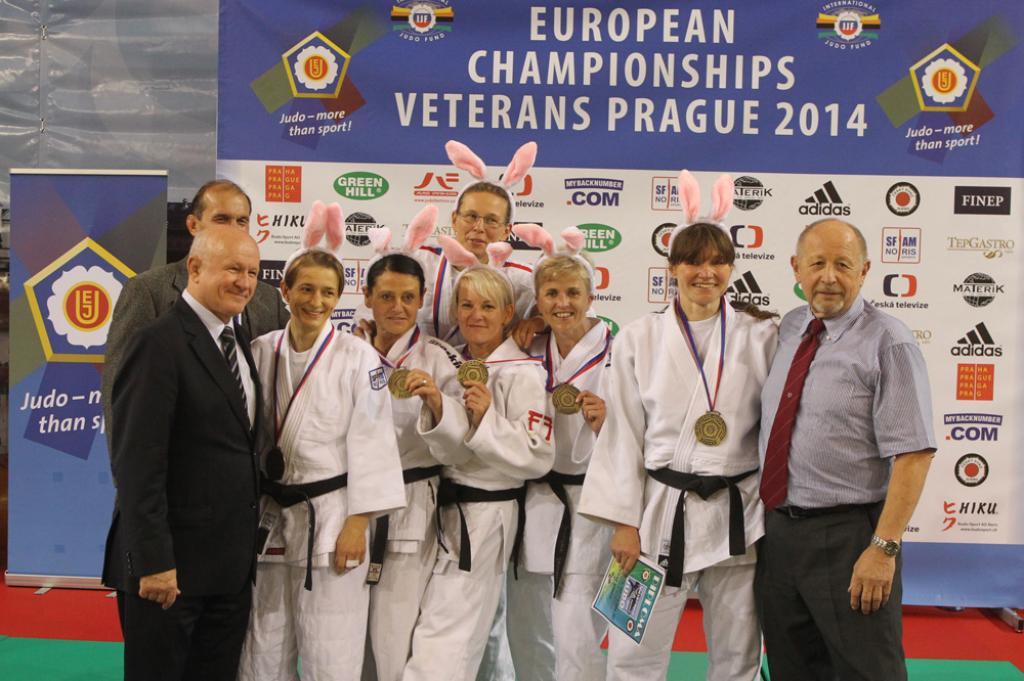 CZECH WOMEN FIND EUROPEAN SUCCESS ON FINAL DAY TEAM EVENT