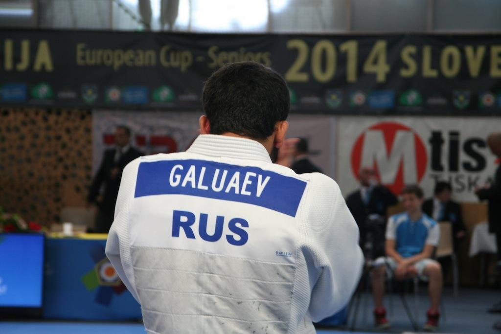 Russian athletes won three gold medals in Slovenia